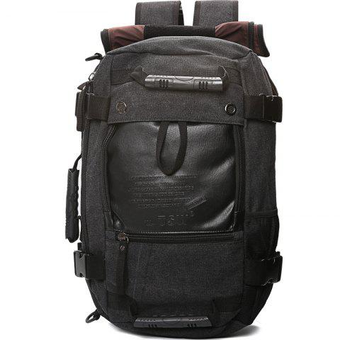 New 1Pc Canvas Mountaineering Backpack Sports and Casual Bags Travel Bag