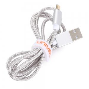 UNIVEL SyncNova Magnetic Micro USB Cable with Charging Indicator -