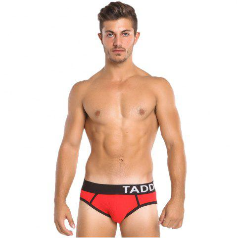 Online Taddlee Sexy Men Briefs Bikini Low Waist Men's Stretch Trunks Cotton Solid Color New Underwear