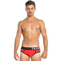 Taddlee Sexy Men Briefs Bikini Low Waist Men's Stretch Trunks Cotton Solid Color New Underwear -