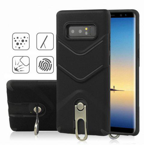 Outfit Kickstand Shock Proof Case For Samsung Galaxy Note8 Case Luxury Back Cases Cover