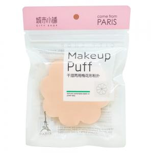 City Shop CS0262 Wet and Dry Quincunx Powder Puff -