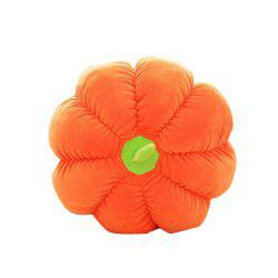 Pumpkin Style Plush Toy Throw Pillow -