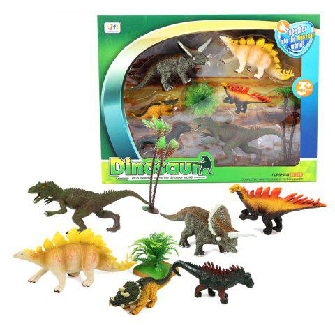 Store Dinosaur Forest Plastic Model Toy B