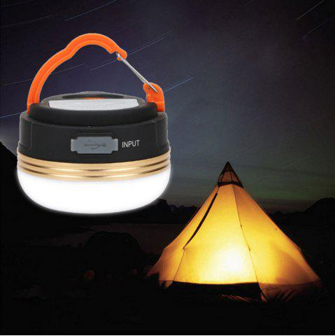 Chic BRELONG  Camping Lights Emergency USB Charge Mobile Power