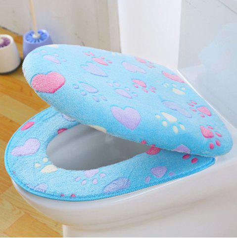 Best Two-piece Zipper Waterproof Toilet Seat Cover