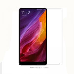 2PCS Screen Protector for Xiaomi Mi Mix2 HD Full Coverage High Clear Premium Tempered Glass -