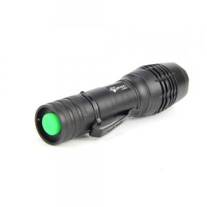 UltraFire UF-S22 XML-T6 680LM 5-Position Telescopic Focusing Flashlight Suit -
