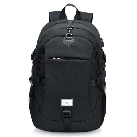 Outfit Canvas Shoulder Bag High-Capacity Computer Bag