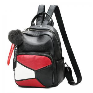 Backpack Wild Soft Leather High-Capacity Travel Bag -