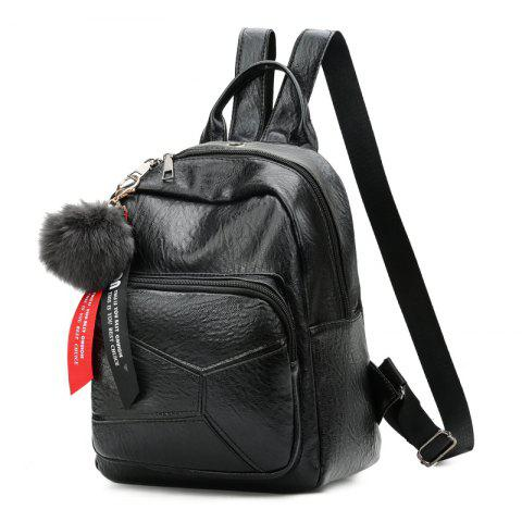 Sale Backpack Wild Soft Leather High-Capacity Travel Bag