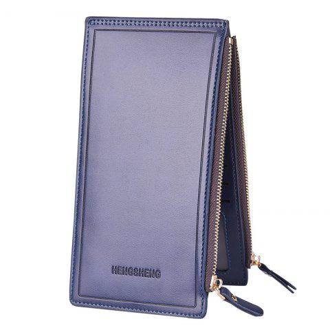 Buy Lady Long Wallet Business Zipper Couple Phone Bag