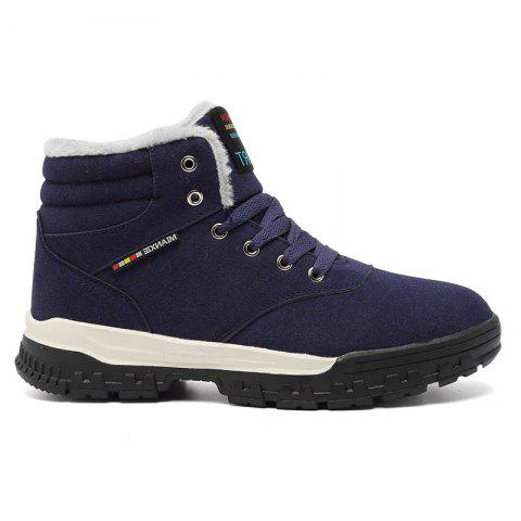 New New High-Top Keep Warm Casual Cotton Boots