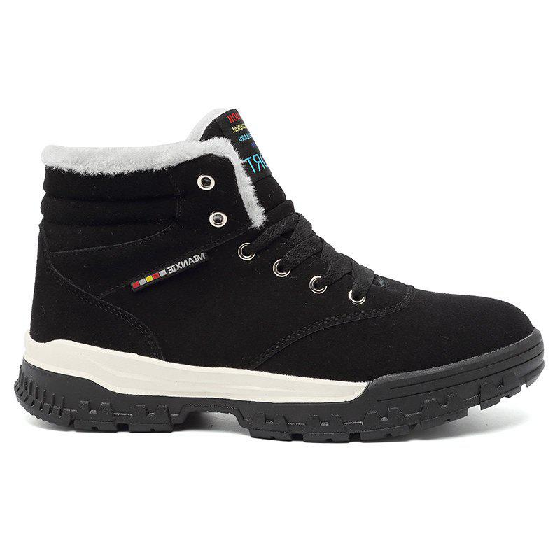 Best New High-Top Keep Warm Casual Cotton Boots