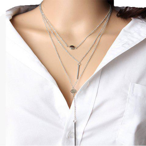 Store Contracted 3 Dots Necklace