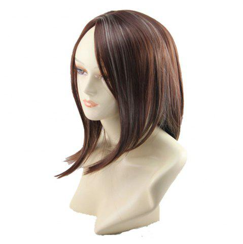 Discount Ladies Fashion Long Straight Curly Wigs