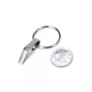 Can Opener Stainless Steel Multi-Function Key Ring -