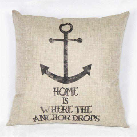 Latest Nautical Series of Printed Cotton Pillowcase