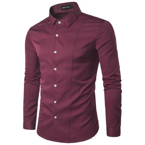 Affordable Fashion Men's Long Sleeve T-Shirt