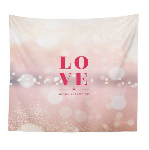 Shops Hand-Made Hd Digital Printing Wall Decoration Tapestry Valentine'S Day Decoration