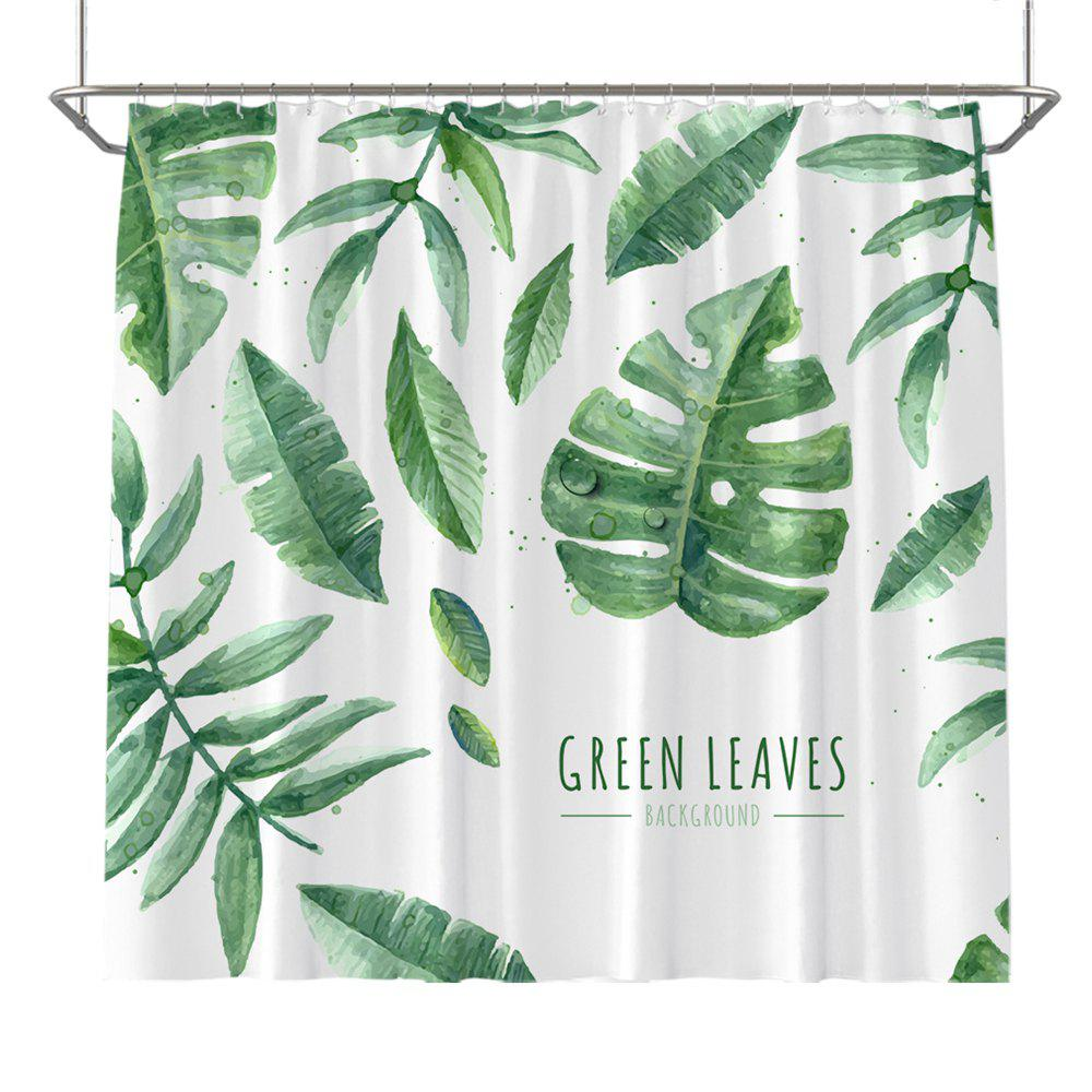 New Colorful Tree Four Seasons Shower Curtain Extra Long Bath Decorations Bathroom Decor Sets with Hooks Print Polyester