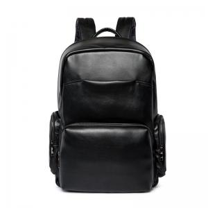 Black Shoulder Bag Students Backpack British Laptop -