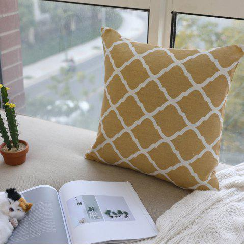 Shops Home Cushion Cover Vintage Style Comfortable Pillowcase