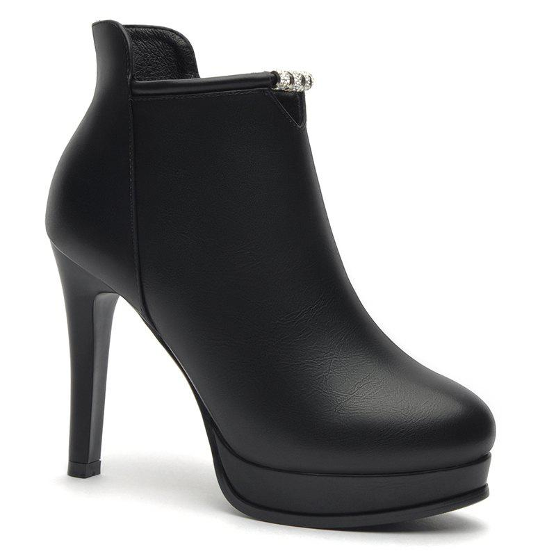 Buy Women'S Stiletto Heels and Short British Boots