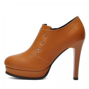Women Fine and Waterproof Platform Pumps -