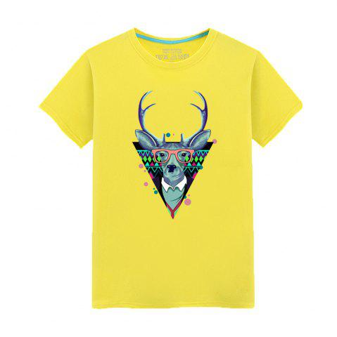 Outfits Men's Summer Students T-Shirt