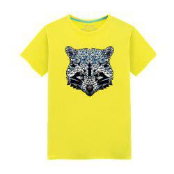 Men's Fashion Lovers of Summer Students T-Shirt -