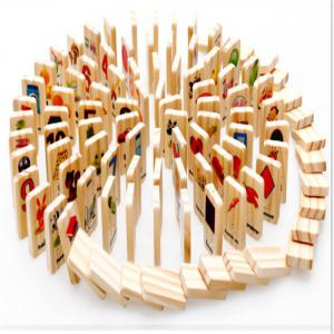 Domino Wooden Educational Toys 100PCS -