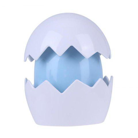 Shops Cute Yolk Egg LED Night Light Children Baby Nightlight Toy Christmas Gift Switch Table Lamp Battery Powered for Kid Gift