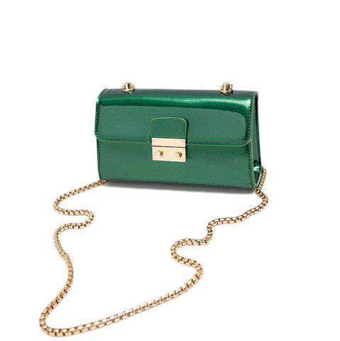 Chic Women's Mini Pochette Bag Shoulder Chain Strap Bag Casual fashion Crossbody Bag