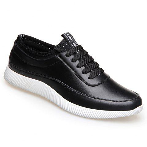 Shops Fashion Casual Leather Shoes