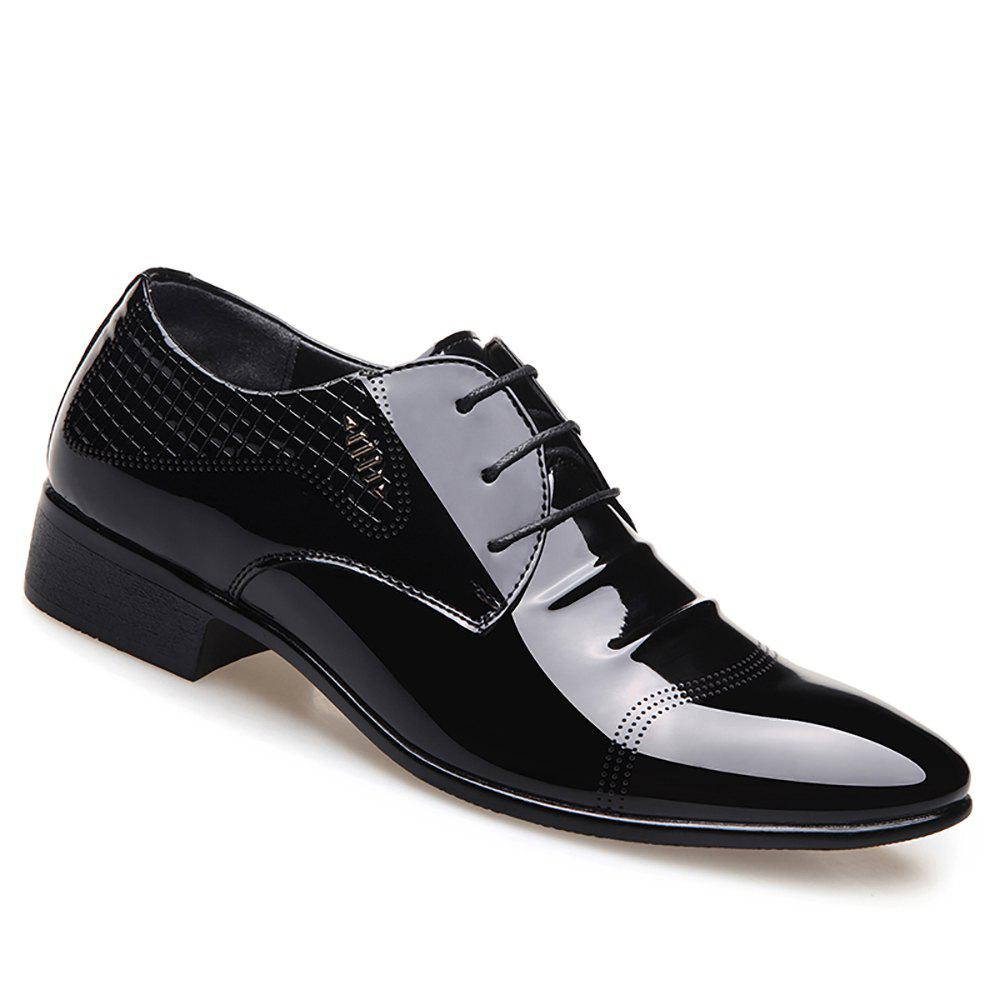 Online Business Leather Shoes Casual Shoes