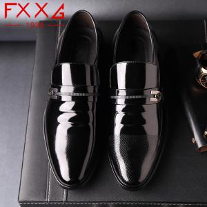 Leather Shoes Business Formal Dress -