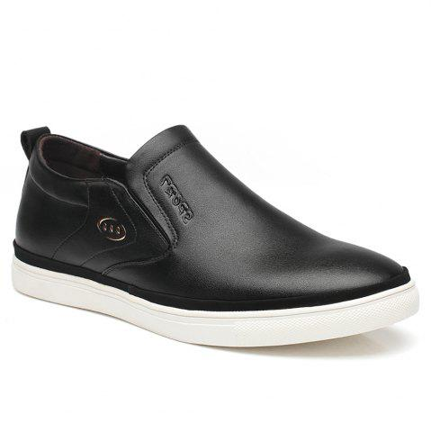 Sale Leather Shoes Flat Bottomed Leisure