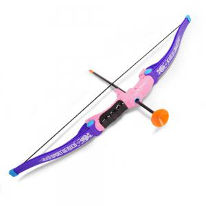 Bow  Arrow Children outdoor activity suction cup direct shooting toy suit -