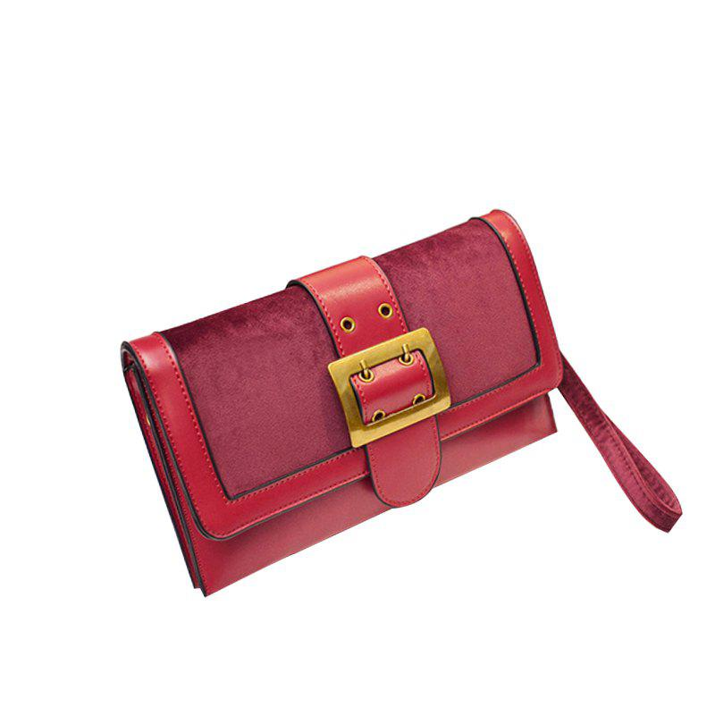 Online Personality Fashion Temperament Hand Bag