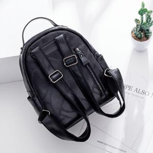 Simple Fashion Personality Double Shoulder Bag -