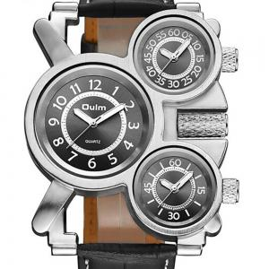 Foreign Hot Cool Watch in Multiple Time Zones -
