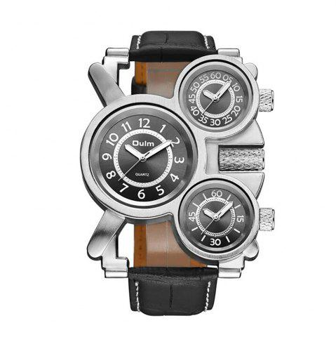 Discount Foreign Hot Cool Watch in Multiple Time Zones