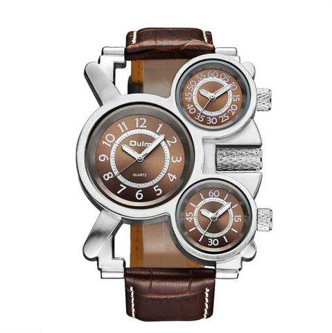 Sale Foreign Hot Cool Watch in Multiple Time Zones