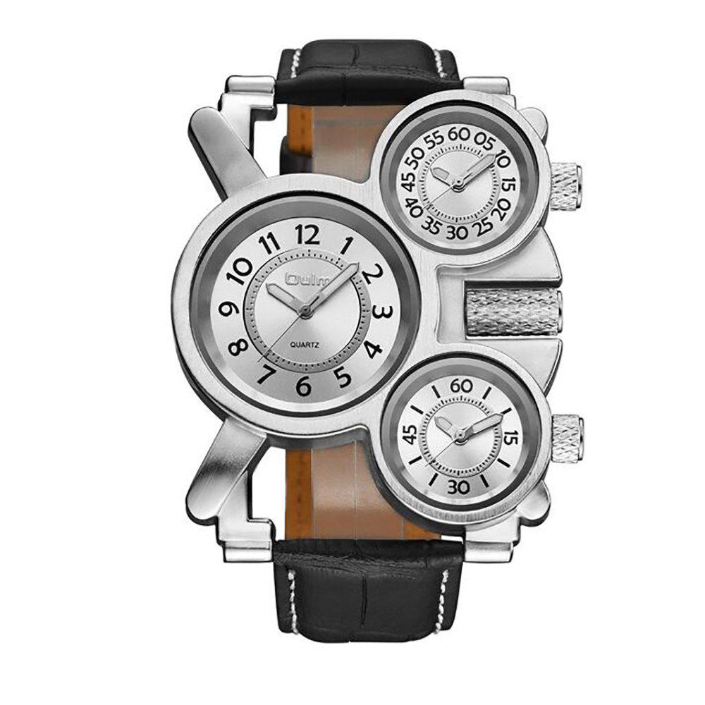 Unique Foreign Hot Cool Watch in Multiple Time Zones