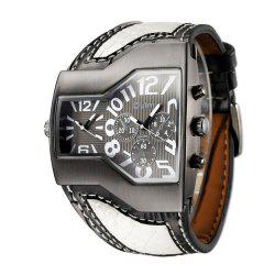 Personality Two Time Zone Tide Watch -