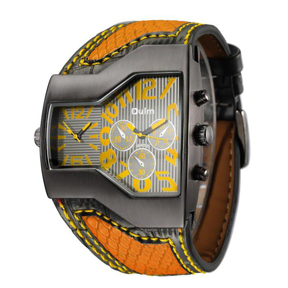 Latest Personality Two Time Zone Tide Watch