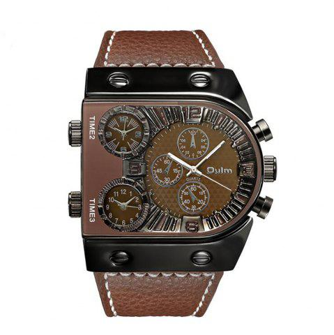 Unique Men's Watch in Multi Time Area of Foreign Trade
