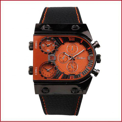 Fancy Men's Watch in Multi Time Area of Foreign Trade