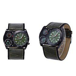 Men'S Outdoor Sports Quartz Watch -